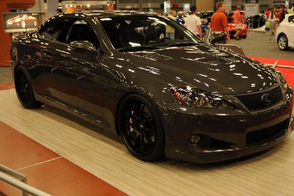 Austin New Car Show, Austin Convention Center, Austin, Texas 05/15/10