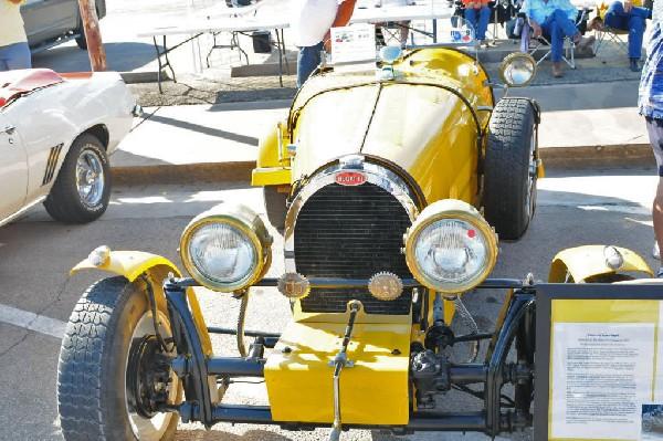 Bastrop Texas Car Show 11/14/09
