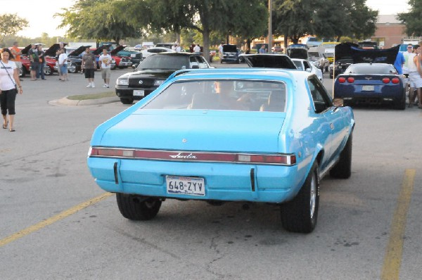 Austin F Body North Meetup 07/28/2012 - photo by Jeff Barringer