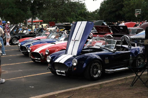 Georgetown Area Car Club 2012 Car Show, Georgetown, Texas - May 12, 2012