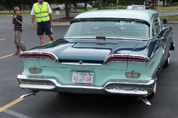 GTACC Georgetown Area Car Club 2010 Car Show, Sun City Texas, May 1, 2010