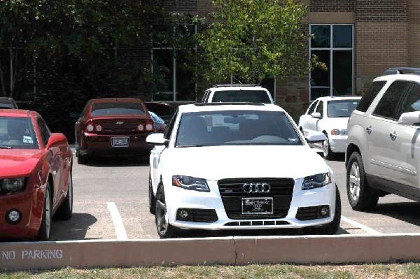 Austin Cars & Coffee Show - Leander, Texas 07/03/11 - photo by jeff bar