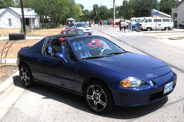 Austin Cars & Coffee Show - Leander, Texas 07/03/11 - photo by jeff bar