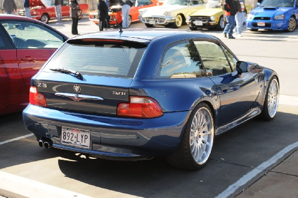 Leander Cars and Coffee Car Show, Leander Texas - 11/28/10 - photo by Jeff