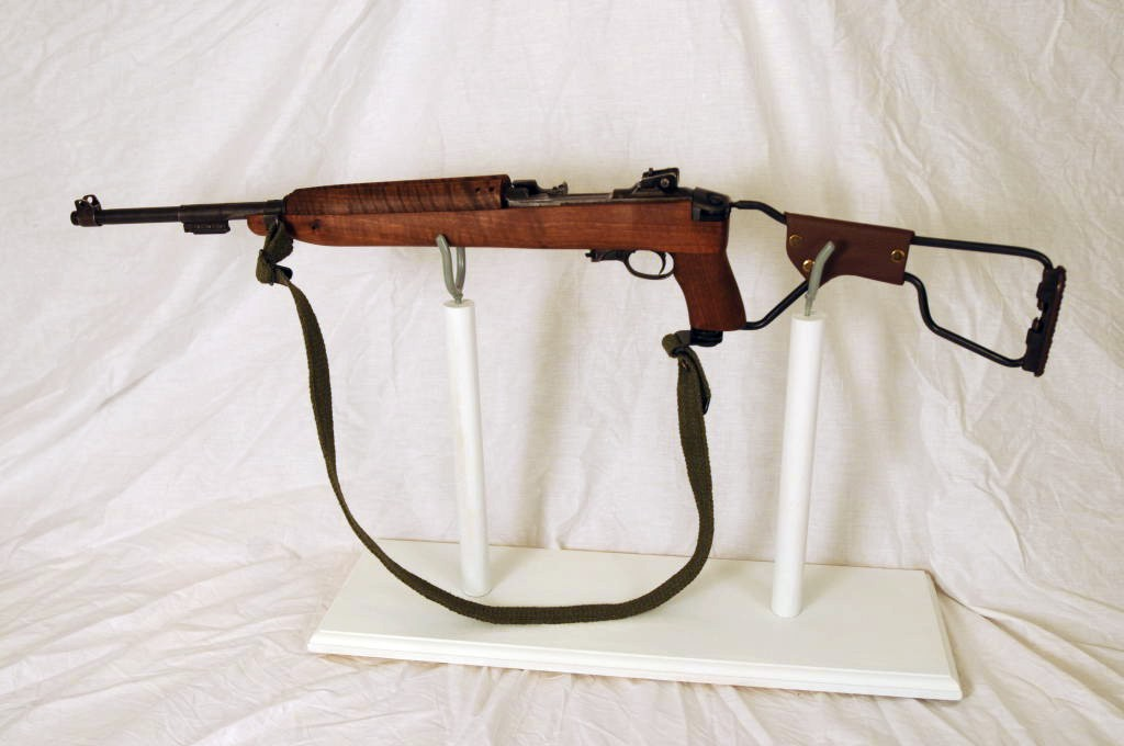 Inland M1A1 Carbine .30 caliber - reproduction stick