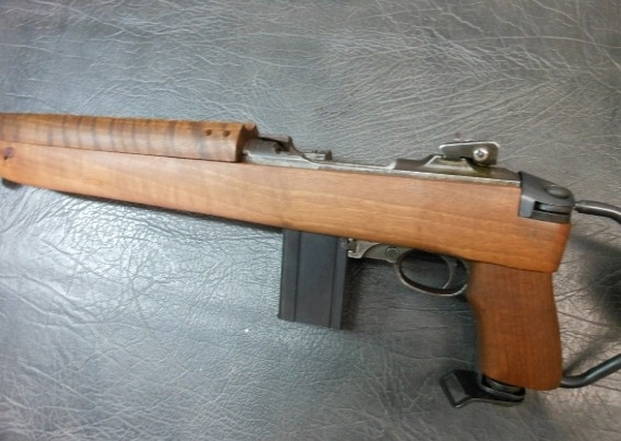 Inland M1A1 Carbine .30 Caliber Reproduction Stock