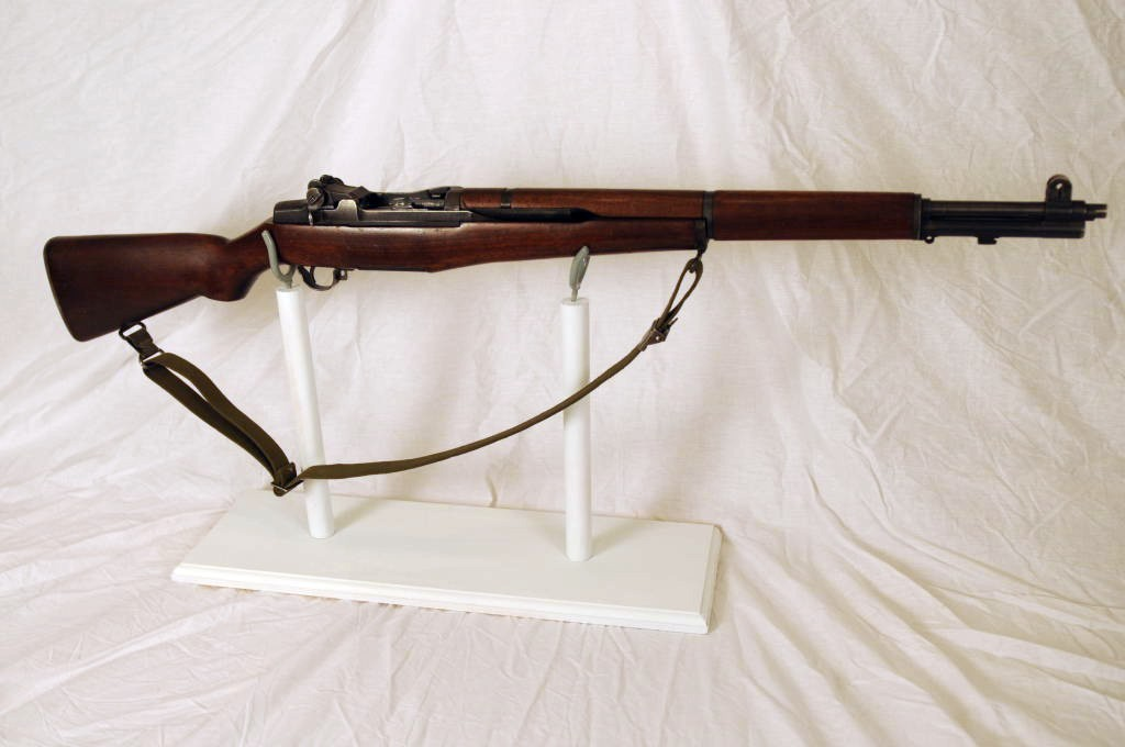 Springfield M1 Garand .30-06 caliber - 1943 production date