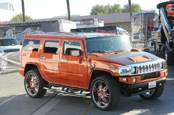 Photos from SEMA Convention 2009