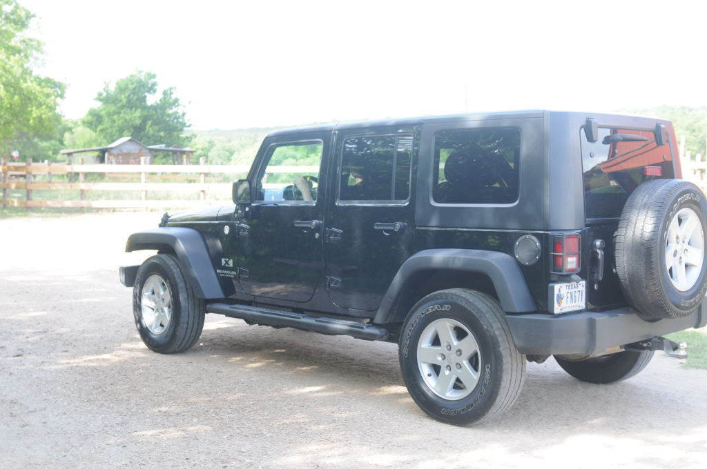 2008 Jeep Wrangler X Unlimited