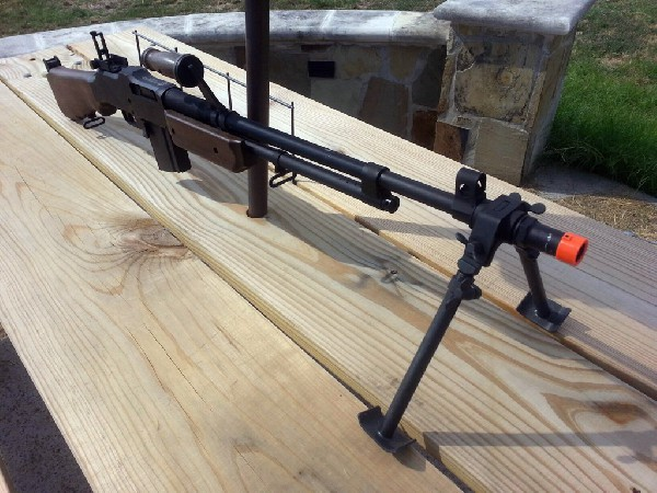 M1918 BAR Browning Automatic Rifle Airsoft Gun