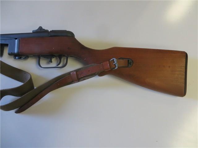 Radom PPSh-41 Burp Gun, Action Arms semi-auto receiver, 7.62x25 caliber (To