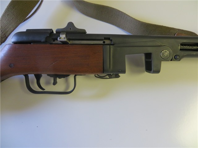 Radom PPSh-41 Burp Gun, Action Arms semi-auto receiver, 7.62x25 caliber (To